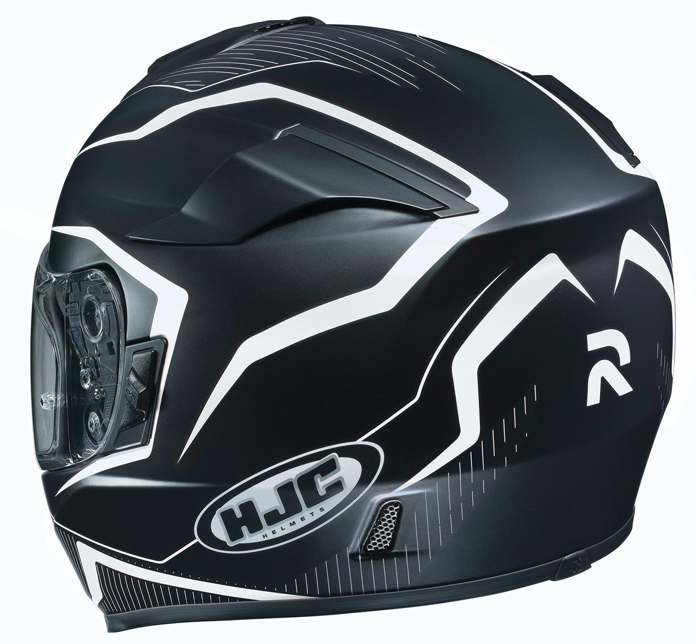 MC-5SF Black//White, XX-Large 1610-756 HJC Helmets Unisex-Adult Full-Face-Helmet-Style RPHA-ST Dabin Helmet