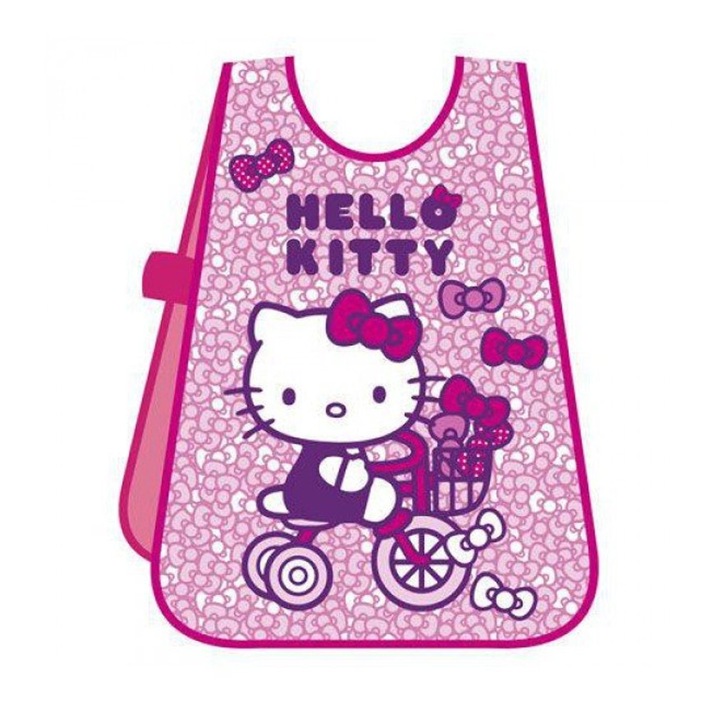 Hello Kitty Childrens Kids Girls PVC Smock Pinifore Apron for Arts, Crafts & Painting Hobbies