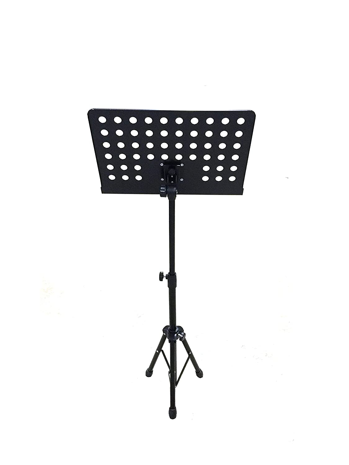 Raygar Heavy Duty Orchestral Sheet Music Stand Holder With Tripod