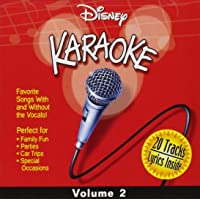 Disney: Karaoke Vol.2 / Various