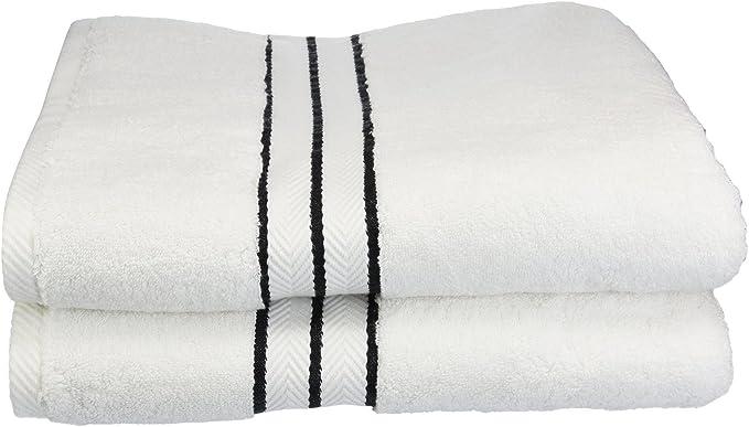 Superior - Toallas de baño lujosas Hotel, 100% algodón de 900 g/m2 ...