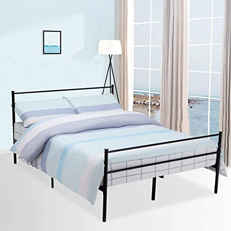 Review Mecor Reinforced Metal Bed