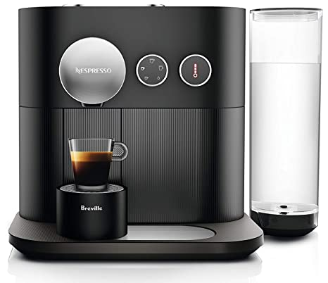 Amazon.com: Breville Nespresso Expert - Cafetera de émbolo ...