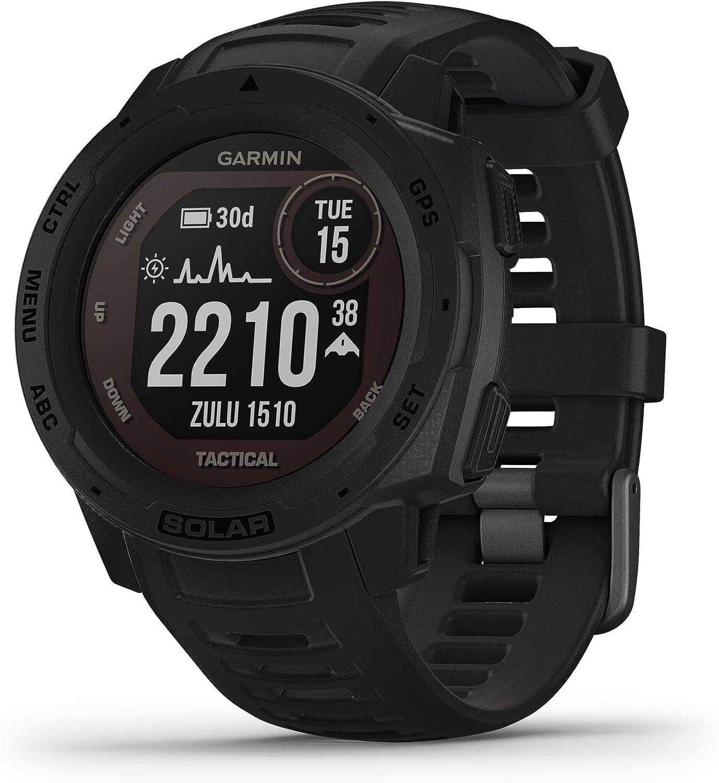 Best Hiking Watch Under $200 - The Garmin Instinct Outdoor Watch