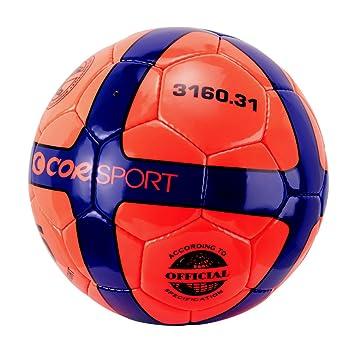 Football - Balón de fútbol americano Colored cosido N.4: Amazon.es ...