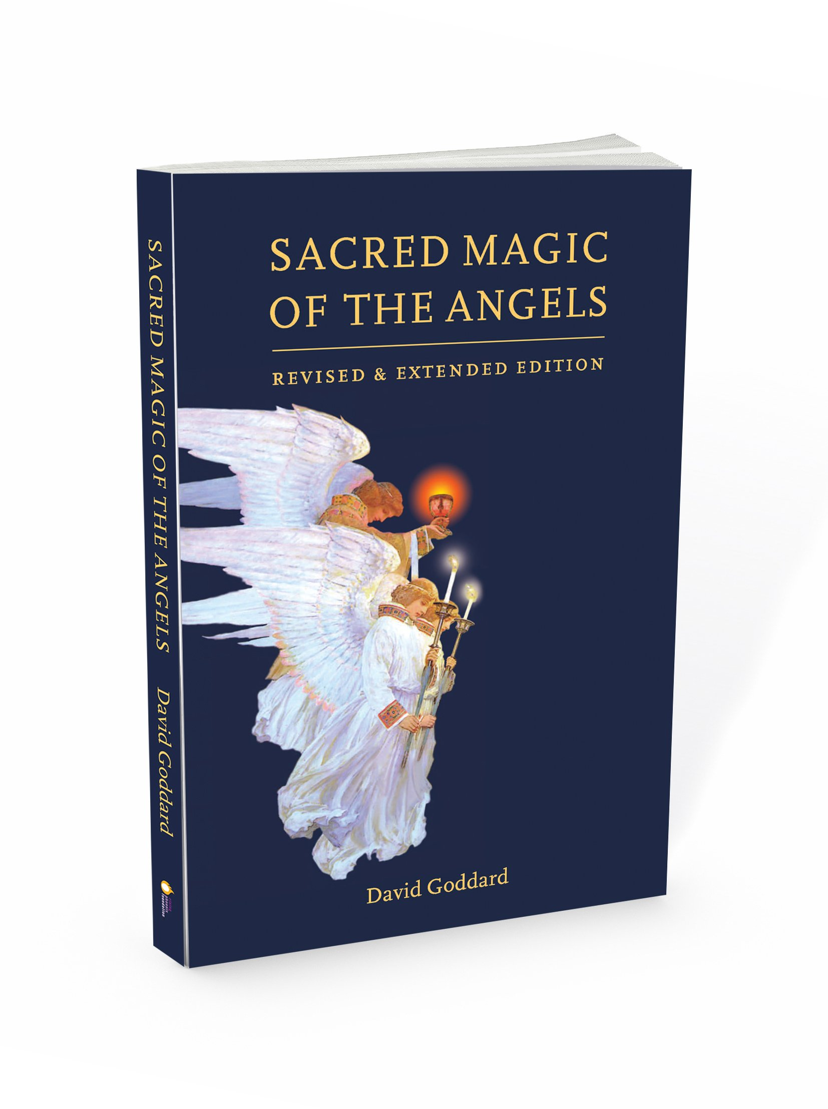 Download Sacred Magic of the Angels 2nd Expanded Edition PDF