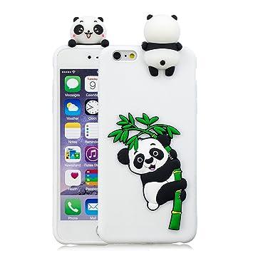 coque iphone 6 panda mignon