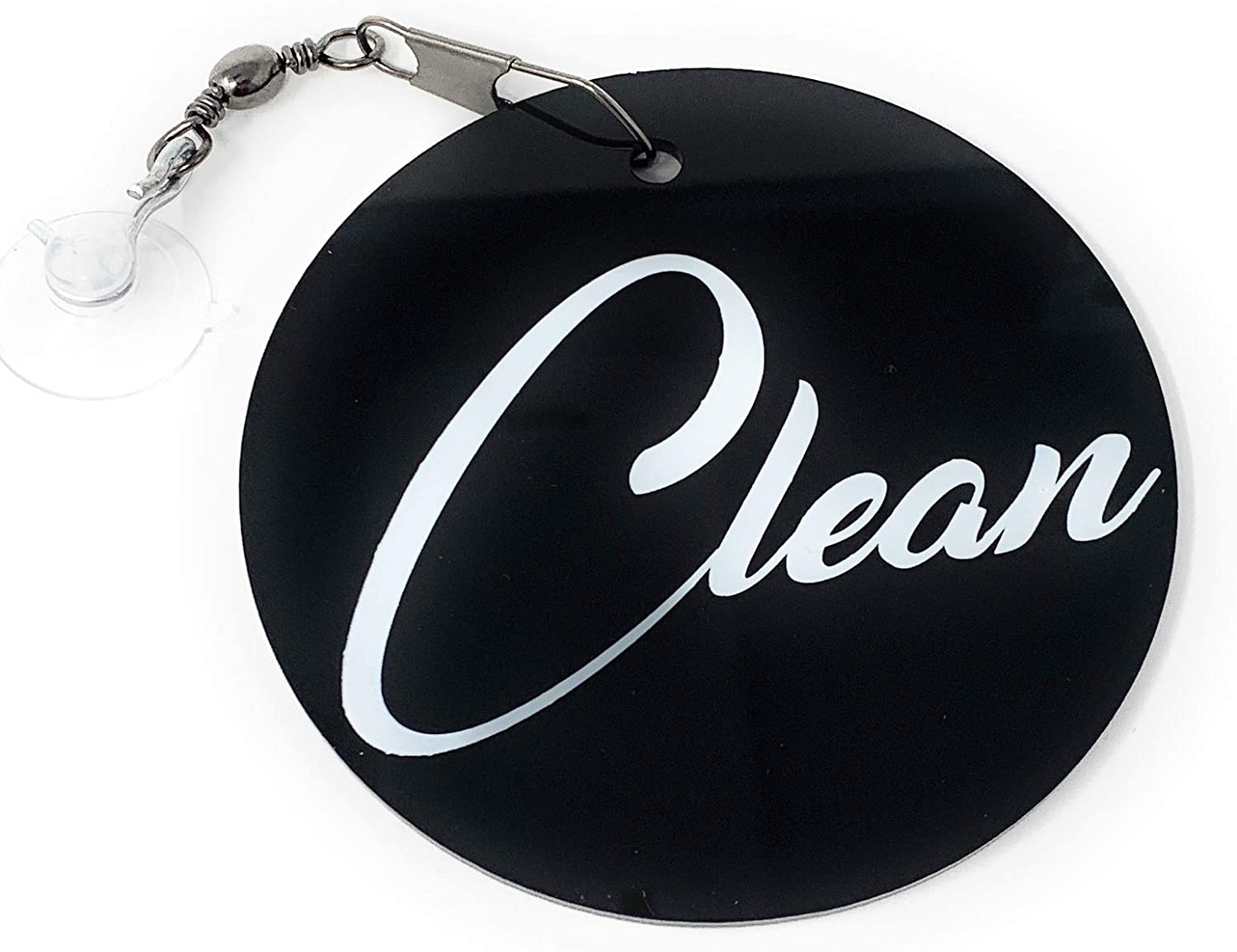 "Clean Dirty Dishwasher Sign, 3"" Round Reversible Dirty Clean Dishwasher Sign, Dishwasher Clean Dirty Sign, Dishwasher Accessories, Dishwasher Dirty Clean Sign, Dishwasher Clean Sign, Dirty Dishes"