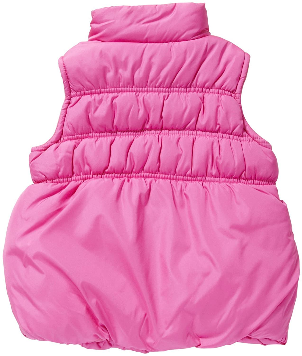 Osh Kosh Little Girls Solid Bubble Puffer Vest Osh Kosh Girls 2-6x B214933
