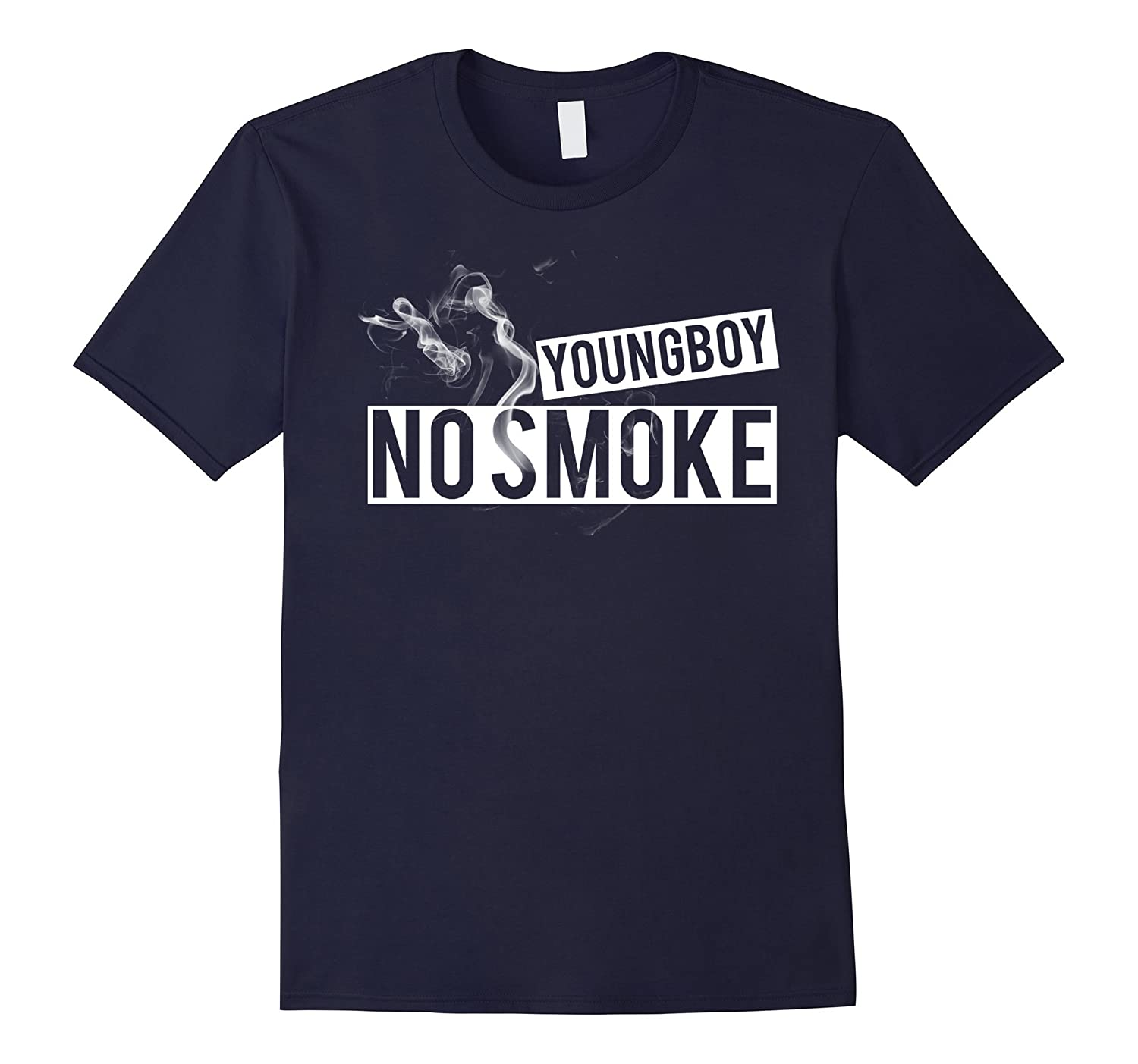 YoungBoy - No Smoke t-shirt-Art