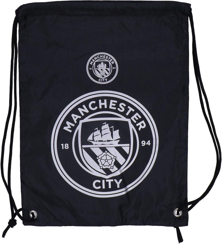 Gym Bag Official Merchandise Manchester City F.c