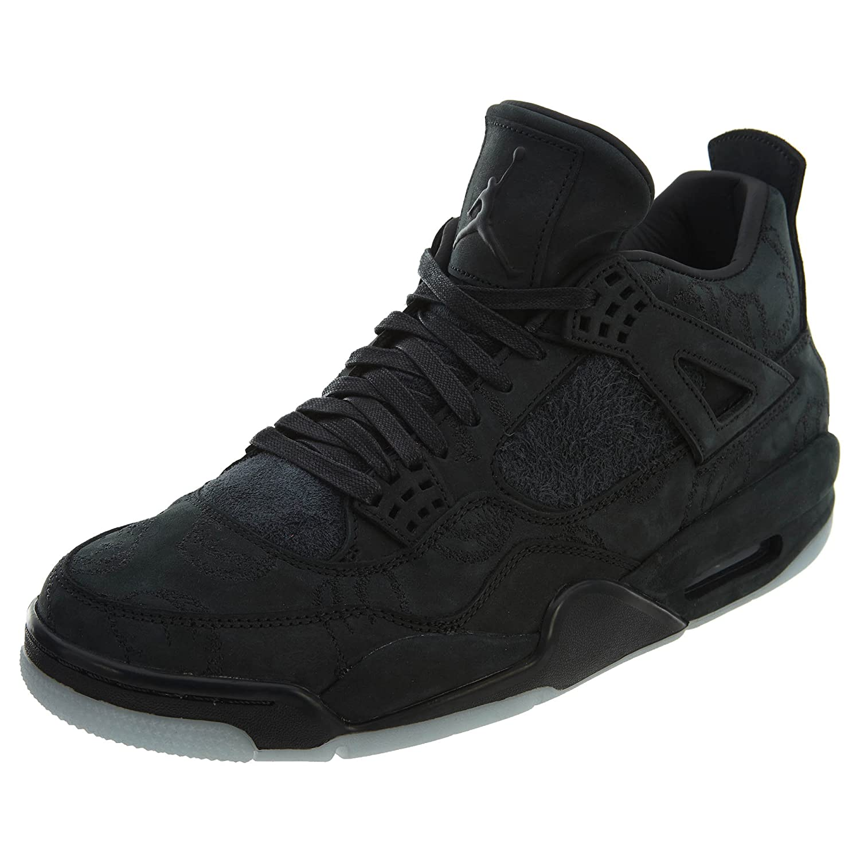 reputable site c659e fe33b Nike Air Jordan 4 Retro KAWS 'KAWS' - 930155-001: Amazon.co ...
