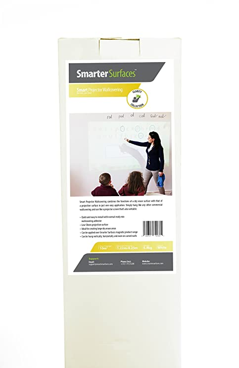 Amazon.com: Smart proyector wallcovering (borrado en seco ...