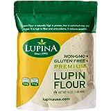 Lupina Lupin Flour (3 Pack (1 LB.))