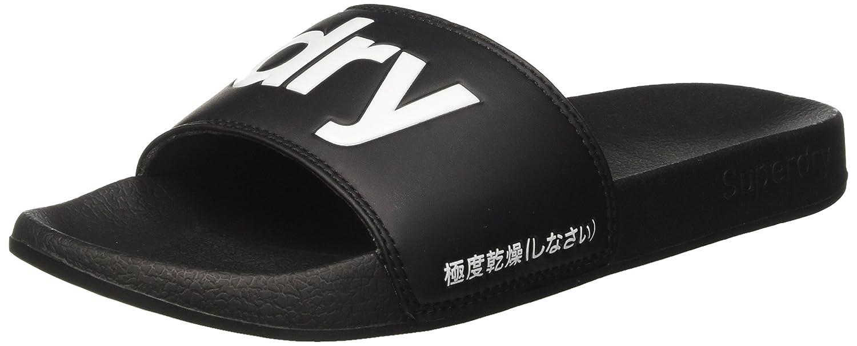 2f1f8a2c76b6 Superdry Men s Pool Slide Flip Flops  Amazon.co.uk  Shoes   Bags