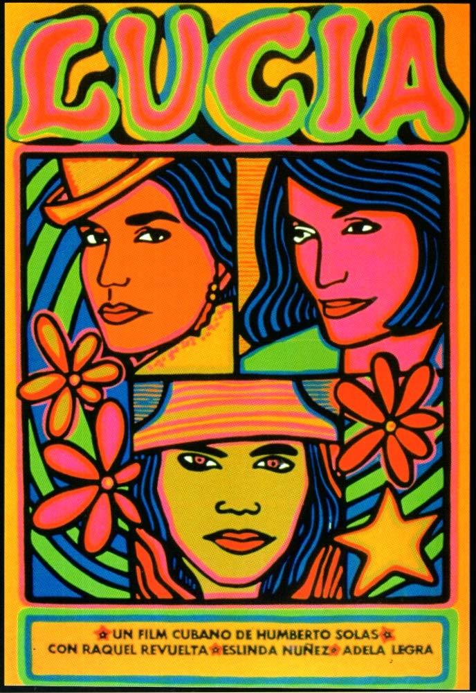 Amazon.com: Lucia [Import Ntsc Region 0] Humberto Solas (1968): Movies & TV