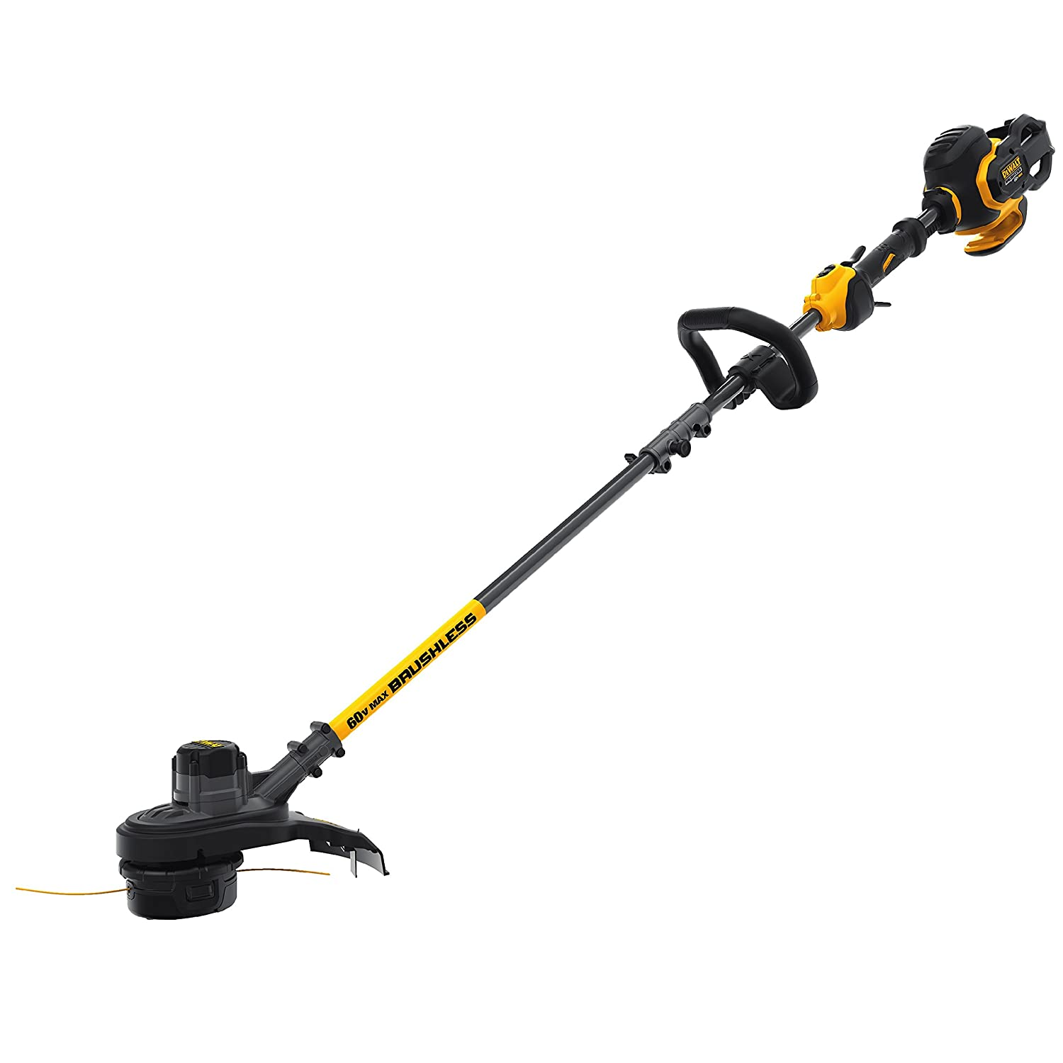 DeWalt flexvolt 60 V Max inalámbrico String Trimmer: Amazon ...