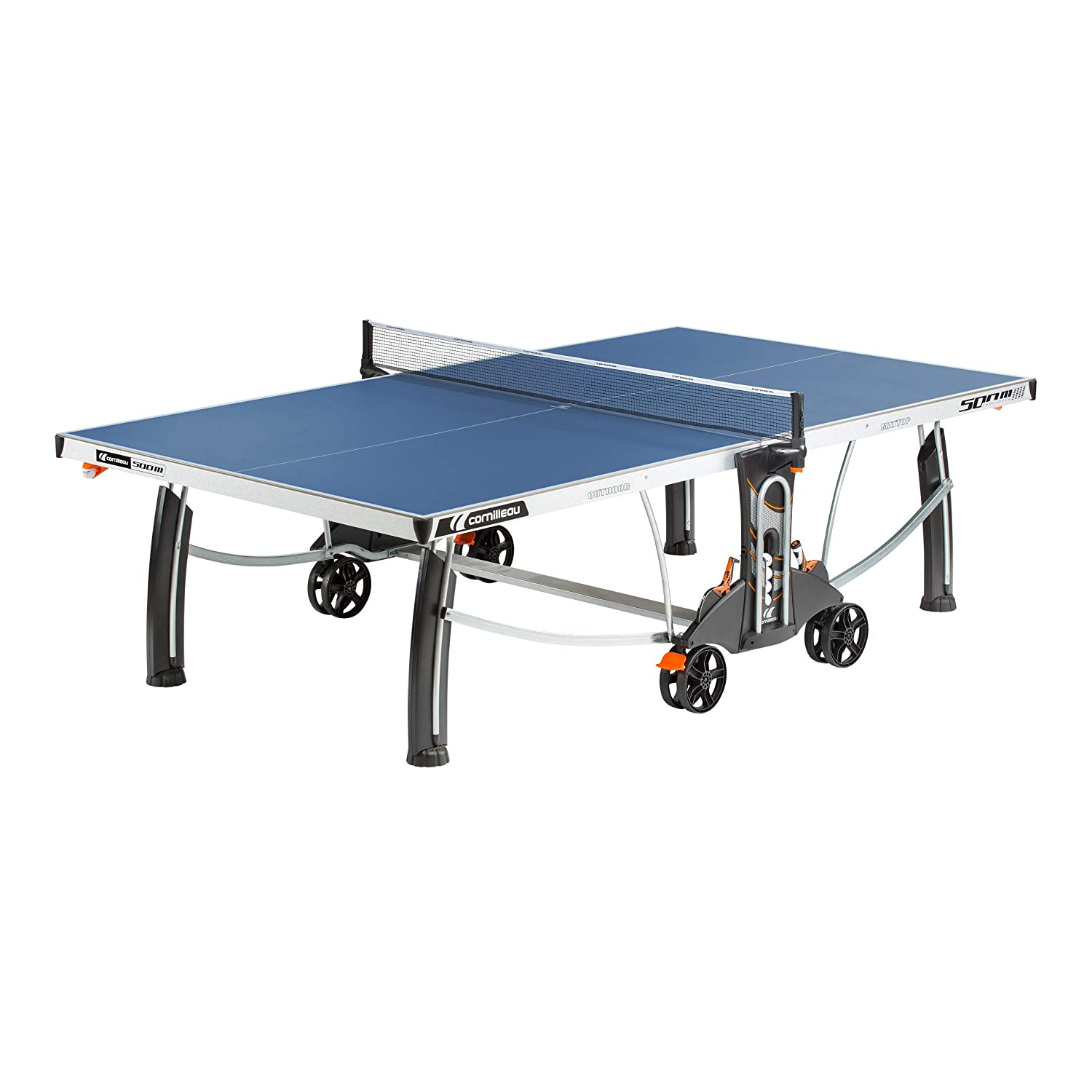 Cornilleau 500M Crossover – Best Indoor-Outdoor Ping-pong Table