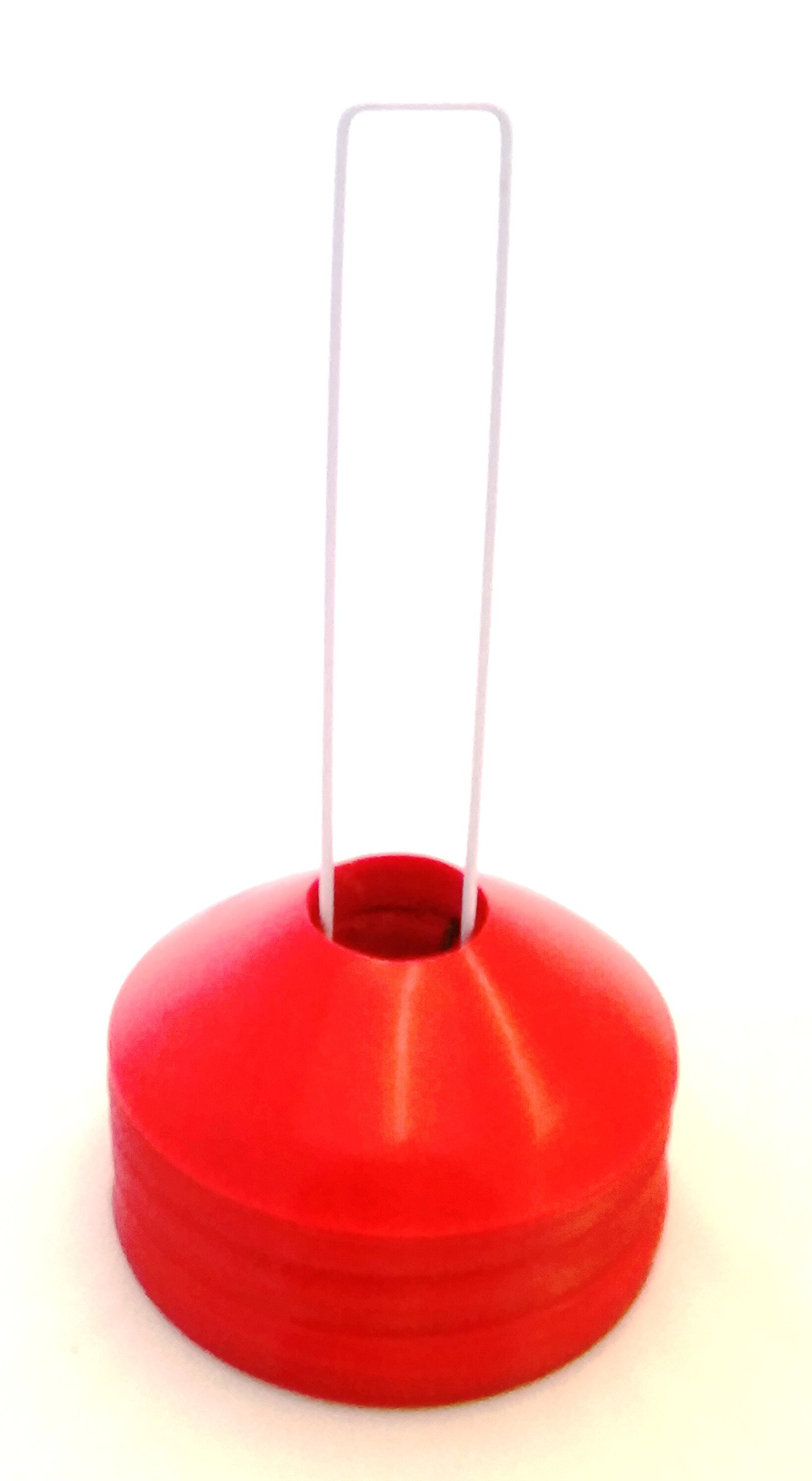 Cone Disc Stand Holder Holds up to 120 Cones Wire Carrier Cones
