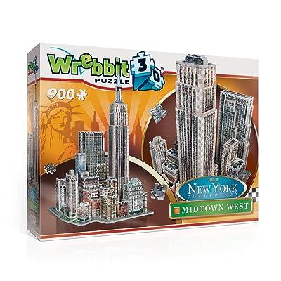 Wrebbit 3D Midtown West Puzzle: Toys & Games [5Bkhe0200549]