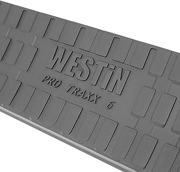 Westin 21-63715 Black 6 Pro Traxx Oval Step Bar