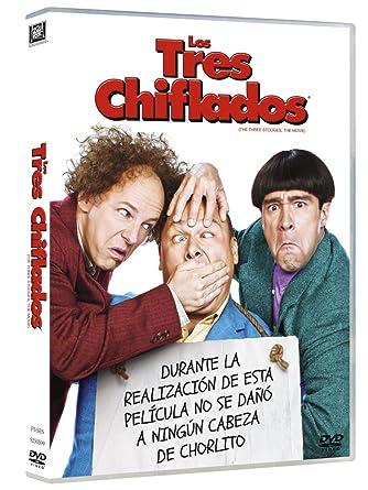 Los Tres Chiflados Dvd Amazon Es Bobby Farrelly Peter