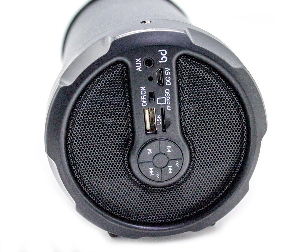 Biwond 51865 Color Negro Altavoz Bluetooth