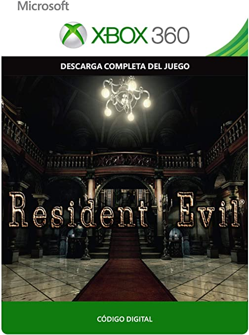 Resident Evil: HD Remaster | Xbox 360 - Código de descarga: Amazon ...