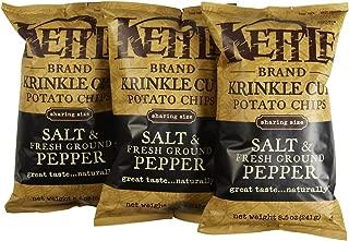 product image for Kettle Brand Salt & Fresh Ground Pepper, 8.5 oz, 3 pk