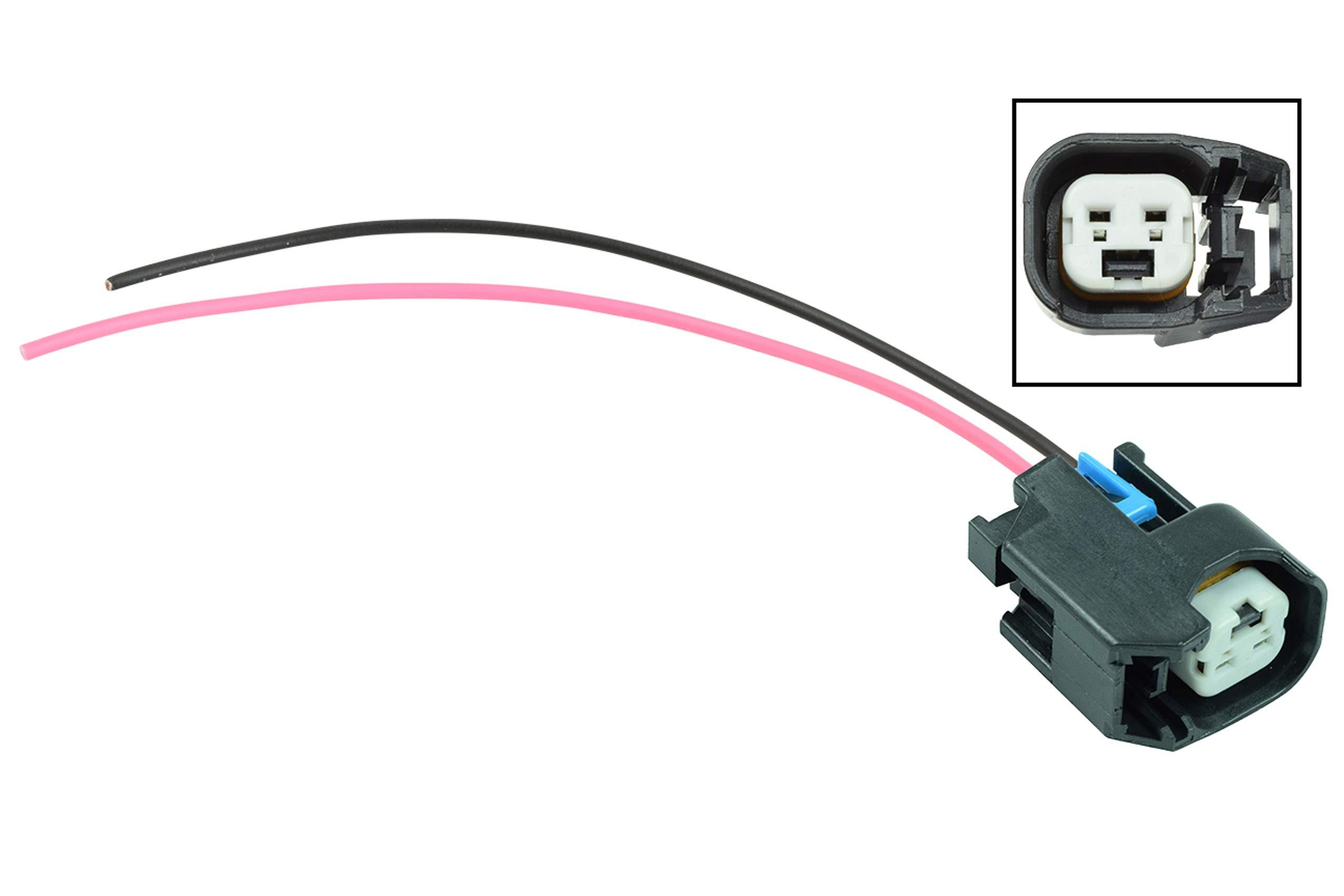 LS Gen 4 Flex Fuel Composition Sensor Wire Connector Plug Pigtail LS3 LSA LC9 WPFLX40
