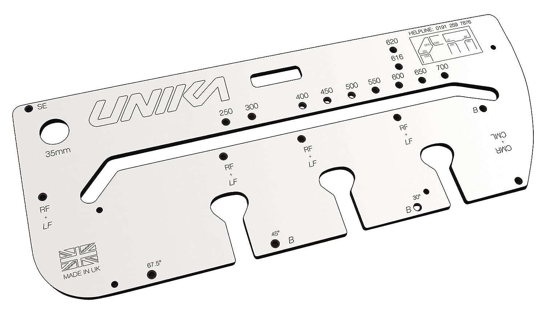 Unika Aperture Sink /& Hob Worktop Jig
