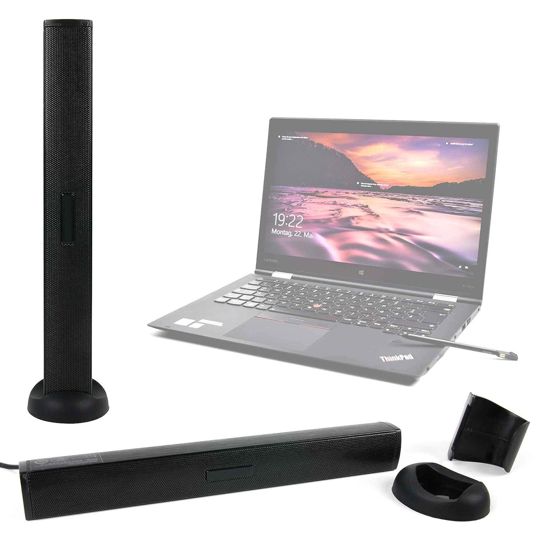 DURAGADGET Altavoz Soundbar para Portátil ASUS ZENBOOK S13 ...