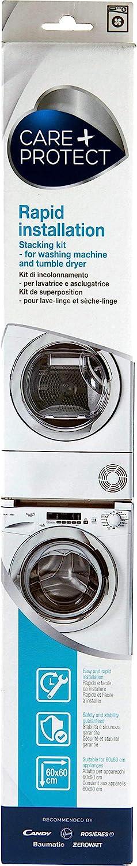 Kit de union para lavadoras y secadoras - CARE + PROTECT
