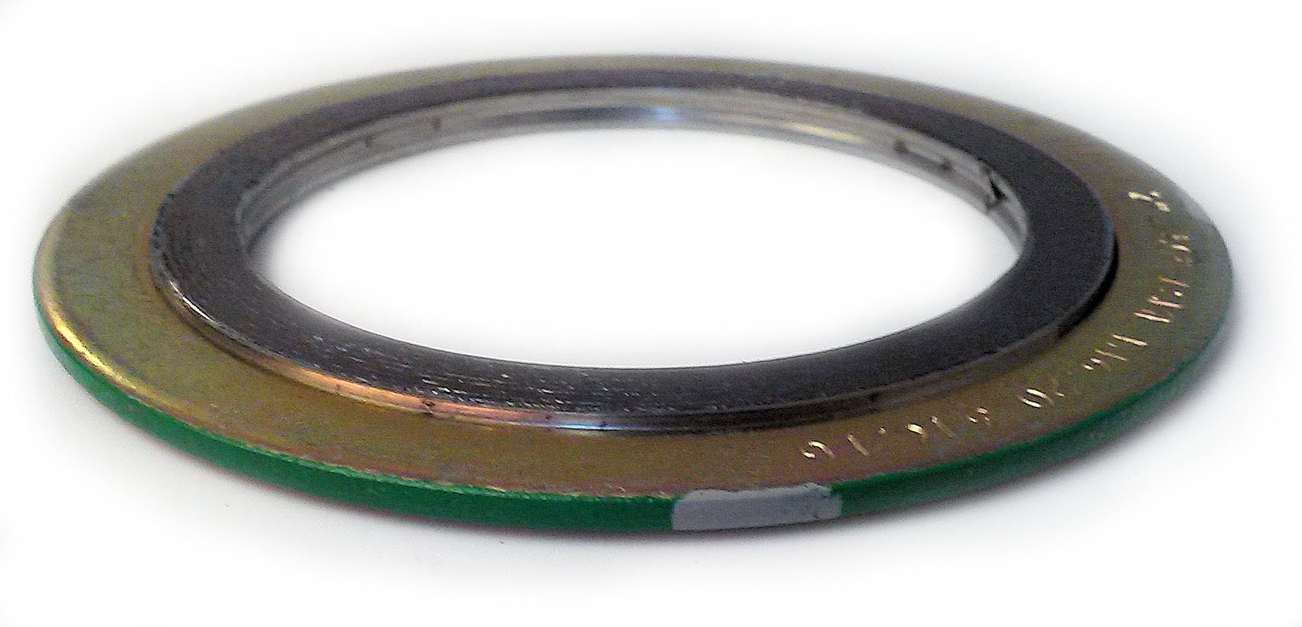 Sur-Seal, Inc. Teadit 900010316GR150  Spiral Wound Gasket 10'' Pipe, Class 150 Flanges, 316SS Windings, Flexible Graphite Filler for Applications with Thermal Cycling and Pressure Variations by Sterling Seal & Supply, Inc. (STCC) (Image #1)