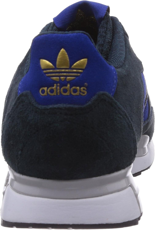 adidas Originals ZX 850, Chaussons Sneaker Adulte Mixte Bleu (Petrol Ink S15-st/Dgh Solid Grey/Collegiate Royal)
