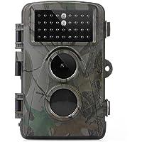 "TEC.BEAN Jagdkamera wildkamera 12MP Full HD1080P 120 Grad Weitwinkel 840nm Infrarot Nachtsicht, 2,3"" LCD Display, Wasserdichte IP56 Wild Wald Innovation Kamera"