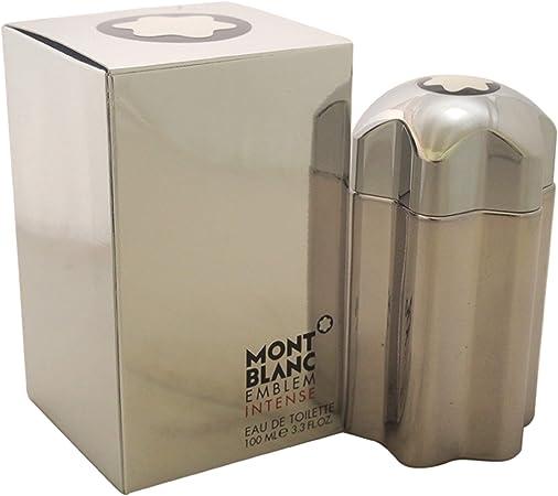 Montblanc Emblem Intense Eau De Toilette 100Ato: Amazon.es: Belleza