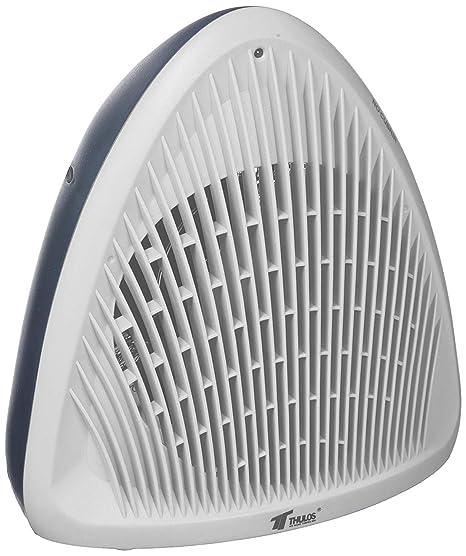 Thulos Termoventilador Calefactor 2000W Estufa electrica de Alta Potencia y diseño Blanco …, PLASTICO,