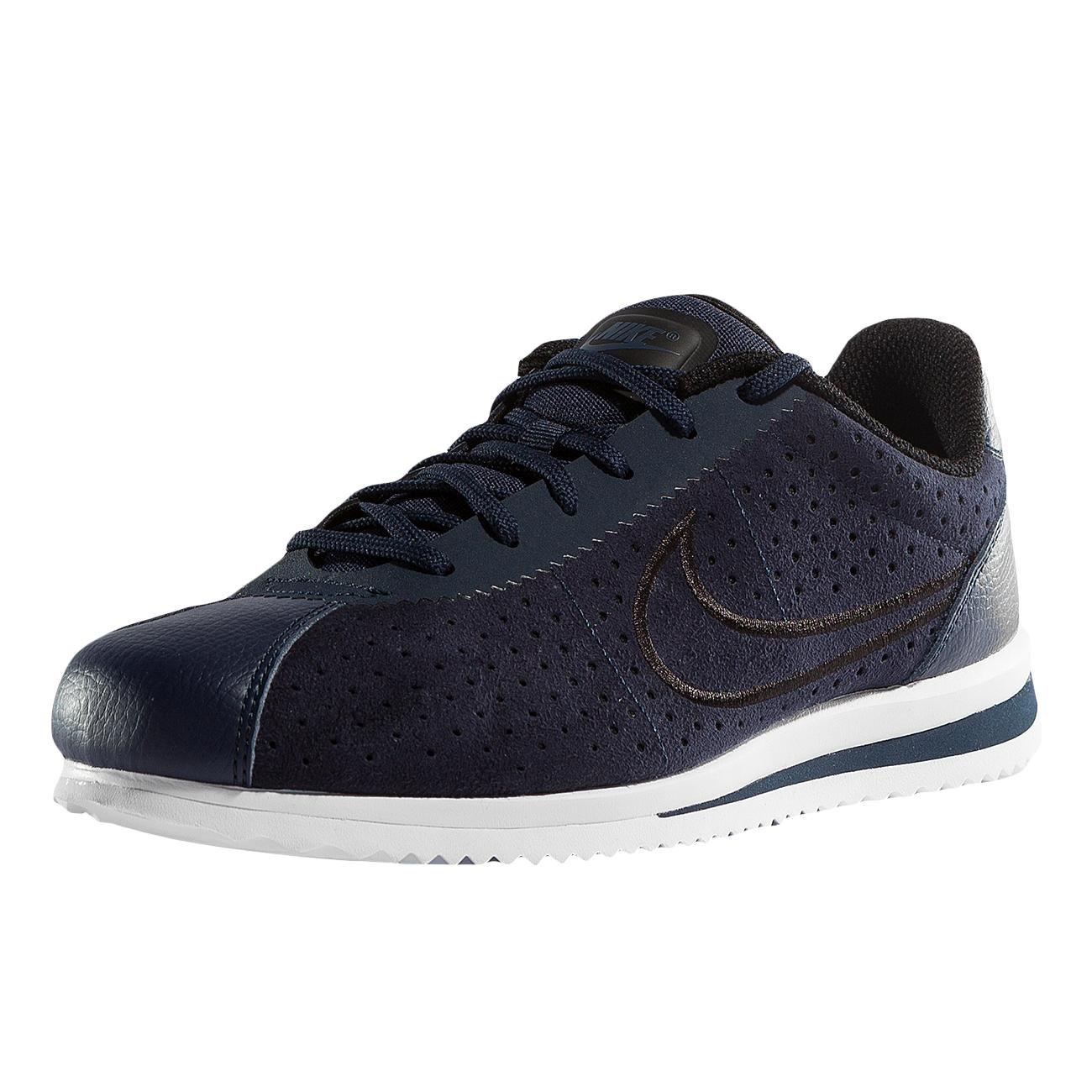 Nike Unisex Erwachsene Zapatillas Cortez Ultra Moire Fitnessschuhe  Marineblau Mehrfarbig Multicolor 918207 400