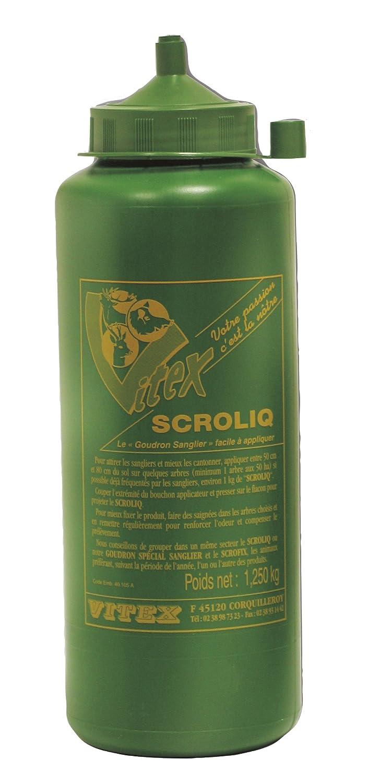 Vitex alquitrán jabalí Scroliq (-Caja de 6 botellas de vino): Amazon ...