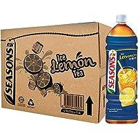 F&N Seasons Ice Lemon Tea, 1.5 l (Pack of 12)