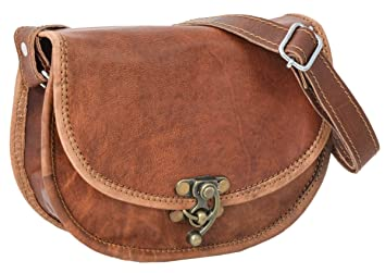 "4f7e0569fb Sac à main - Gusti Cuir nature ""Rosa"" sac à bandoulière vintage  sac"