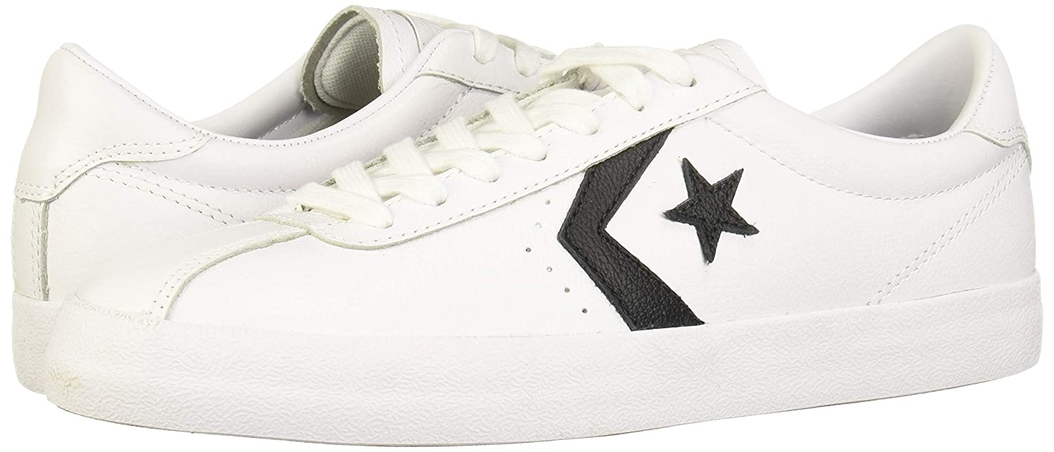 Converse Mens Breakpoint Breakpoint Breakpoint Ox Leather Trainers 9b28d1