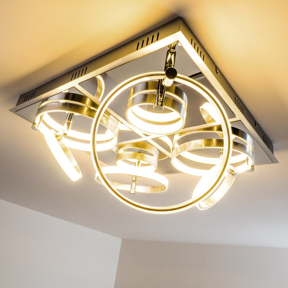 LED Deckenleuchte \