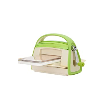 Cricut 2000293 Cuttlebug Machine, 14.4 by 12-Inch, Green