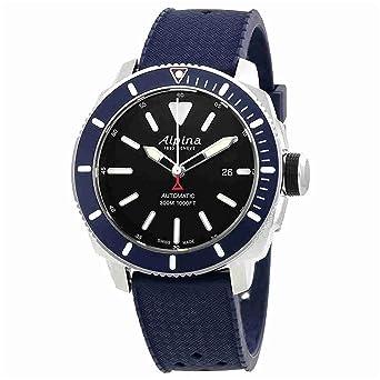 Alpina Reloj de caballero AL-525LBN4V6