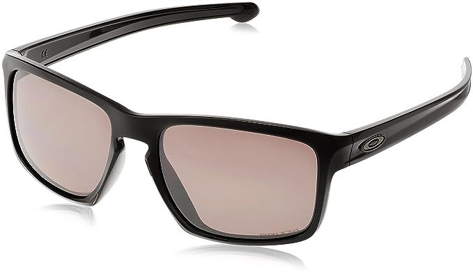 Oakley Negro Pulido Prizm diarias polarizadas gafas de sol ASTILLA: Amazon.es: Ropa y accesorios
