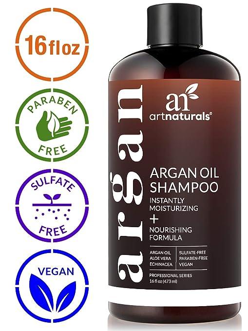 Art Naturals, Champú (aceite de aguacate) - 473 ml.