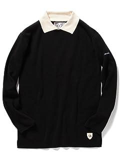 Polo Collar Brest 51-15-0407-166: Noir