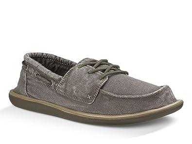 Dinghy Shoe - Mens Washed Brindle 11 Sanuk Billig Verkauf Erschwinglich MwcL2e